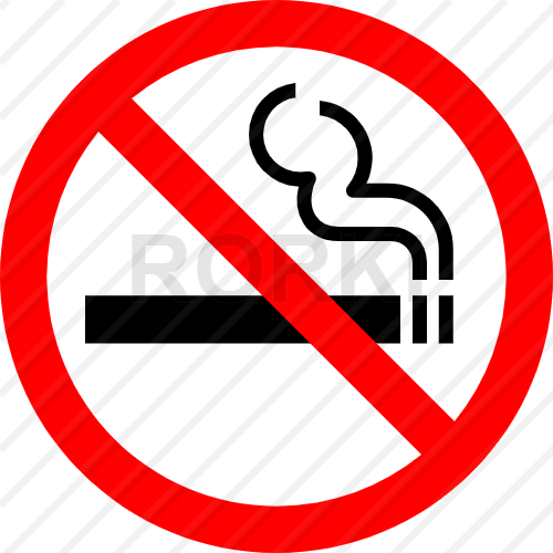 vector no smoking sign, vector, cigarette, symbol, forbidden, smoke, warning, tobacco, danger