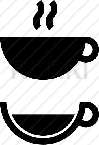 vector coffee, drink, coffee, cup, icon, cup, tea, cup, cafe, mug, silhouette, vector, caffeine, cut out, drink, espresso, hot, minimalist